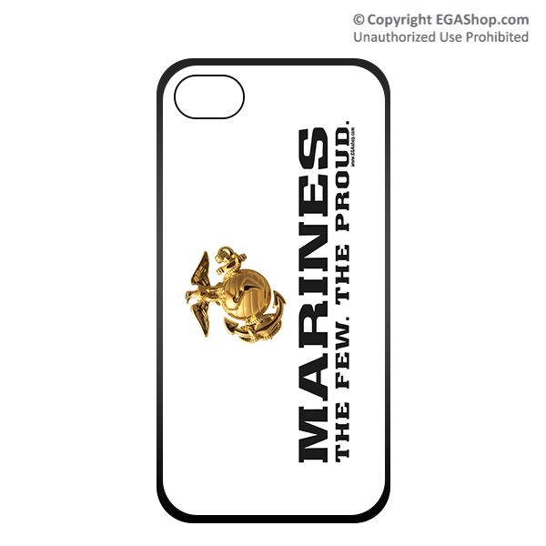Cell Phone Cover: The Few The Proud