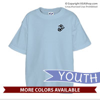 _T-Shirt (Youth): EGA Solo