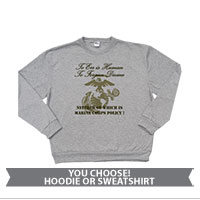 _Hoodie or Sweatshirt To Err is Human...