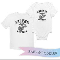 _T-Shirt/Onesie (Toddler/Baby): Est 1775
