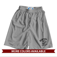 _Athletic Shorts: Marines Est 1775 (Unisex)