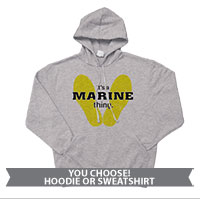 _Sweatshirt or Hoodie: Yellow Footprints