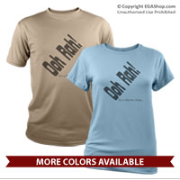 _Performance Shirt: Ooh Rah! It's a Marine Thing.