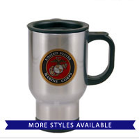 Mugs & Steins: Marine Corps Seal