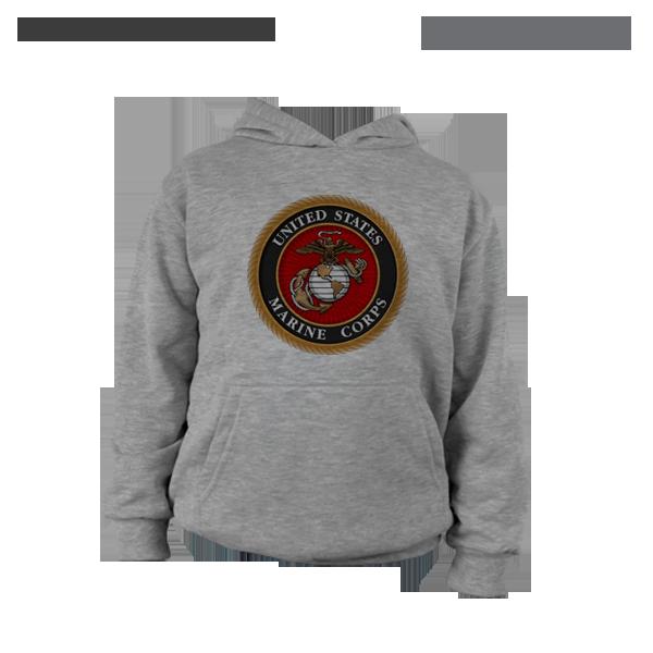 Marine corp hoodie