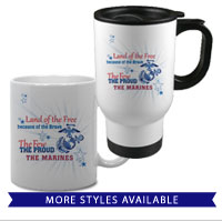 Mugs & Steins: Land of the Free