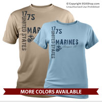 _Performance Shirt: 1775 US Marines