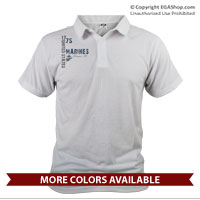 _Polo: 1775 US Marines (Unisex)