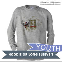 _Youth Hoodie or Long Sleeve Shirt: Semper Fi 'Til I Die