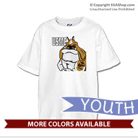 _T-Shirt (Youth): Semper Fido Profile