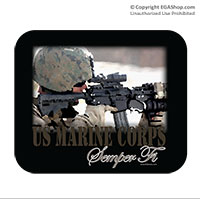 Mousepad: Every Marine a Rifleman