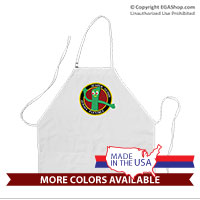 Apron: Semper Gumby (Black or White)