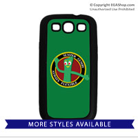 Cell Phone Cover: Semper Gumby