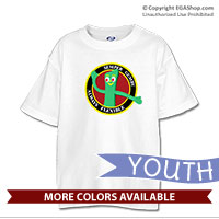 _T-Shirt (Youth): Semper Gumby