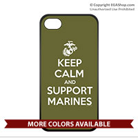 Cell Phone Cover: KEEP CALM