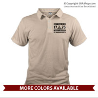_Polo: Don't Tread (Unisex)