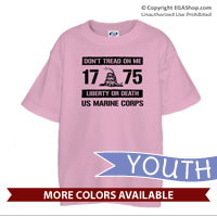 _T-Shirt (Youth): Don't Tread