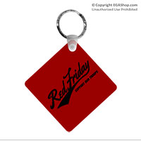 Key Chain: Red Friday Support Troops