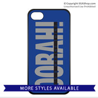 Cell Phone Cover: OORAH! It's a Marine Thing (Grey)