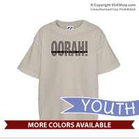 _T-Shirt (Youth): OORAH! It's a Marine Thing