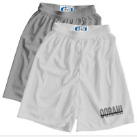 _Athletic Shorts: OORAH! It's a Marine Thing (Unisex) Grey