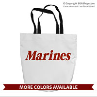 Tote Bag: Marines (16x16)