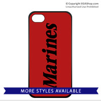 Cell Phone Cover: Marines