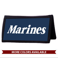 Checkbook Cover: Marines