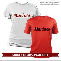 _Performance Shirt: Marines