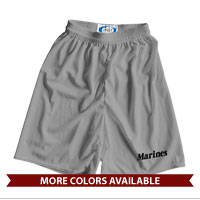 _Athletic Shorts: Marines (Unisex)