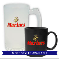 Mugs & Steins: EGA w/ Gold Border