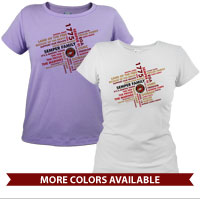 _T-Shirt (Ladies): Semper Family