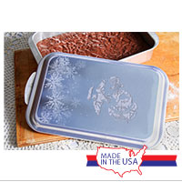 Cake Pan and Lid: Icy EGA