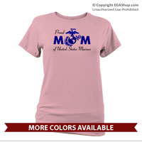 _Performance Shirt: Proud Mom-EGA