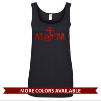 _Ladies Tank Top: MoM EGA