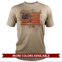 _Performance Shirt: American by Birth...
