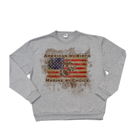 _Sweatshirt or Hoodie: American by Birth...