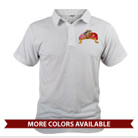 _Polo (Unisex): Colors Never Run