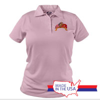 _Polo (Ladies): Colors Never Run