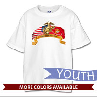 _T-Shirt (Youth): Colors Never Run