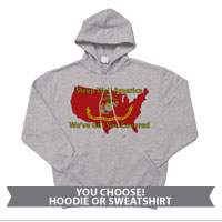_Sweatshirt or Hoodie: Sleep Well... We've Got You Covered