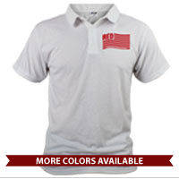 _Polo (Unisex): Remembering Everyone Deployed