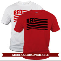 _T-Shirt (Unisex): Remembering Everyone Deployed