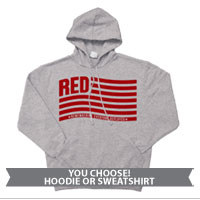 _Sweatshirt or Hoodie: Remembering Everyone Deployed