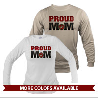 _Long Sleeve Shirt (Unisex): USMC Seal - MoM