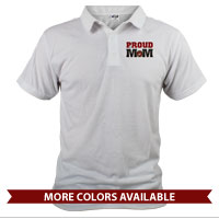 _Polo (Unisex): USMC Seal - MoM