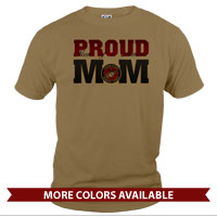 _T-Shirt (Unisex): USMC Seal - MoM