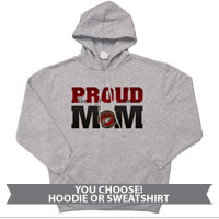 _Sweatshirt or Hoodie: USMC Seal - MoM