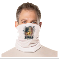 Gaiter Face Covering: Corps & Country