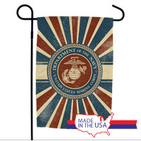Garden Flag: Vintage - Dept. of the Navy